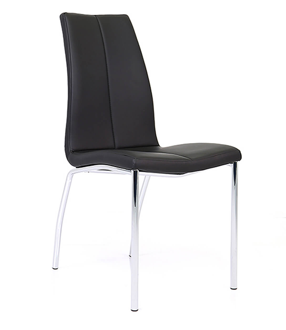 Manchester furniture supplies for Modern leather dining chairs uk