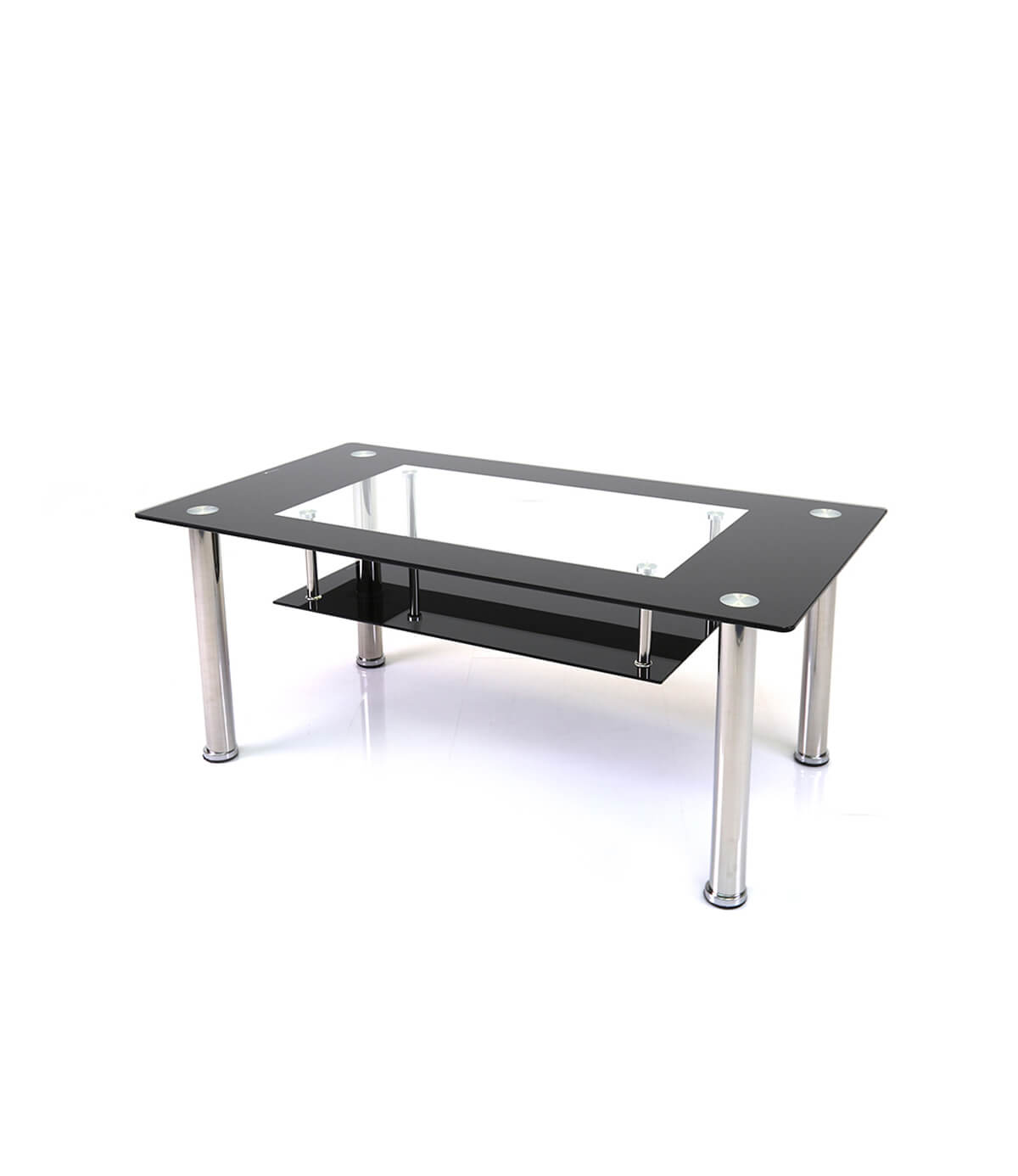 Manchester furniture supplies for Rectangular coffee table with glass top