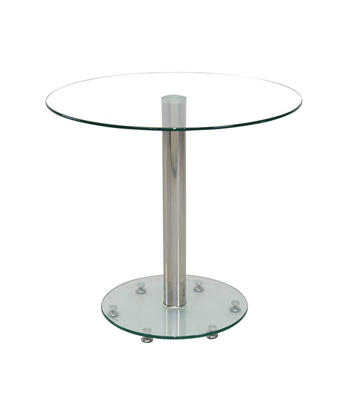 Manchester furniture supplies for Small glass dining table
