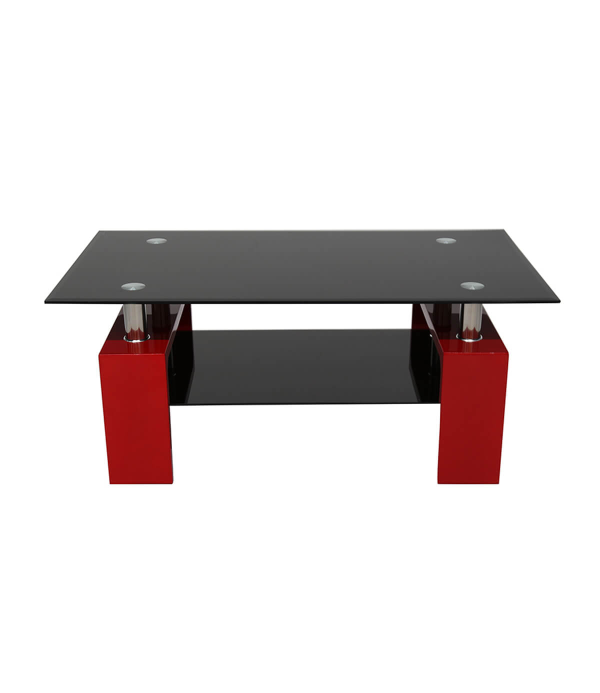 Metro High Gloss Red Coffee Table Manchester Furniture