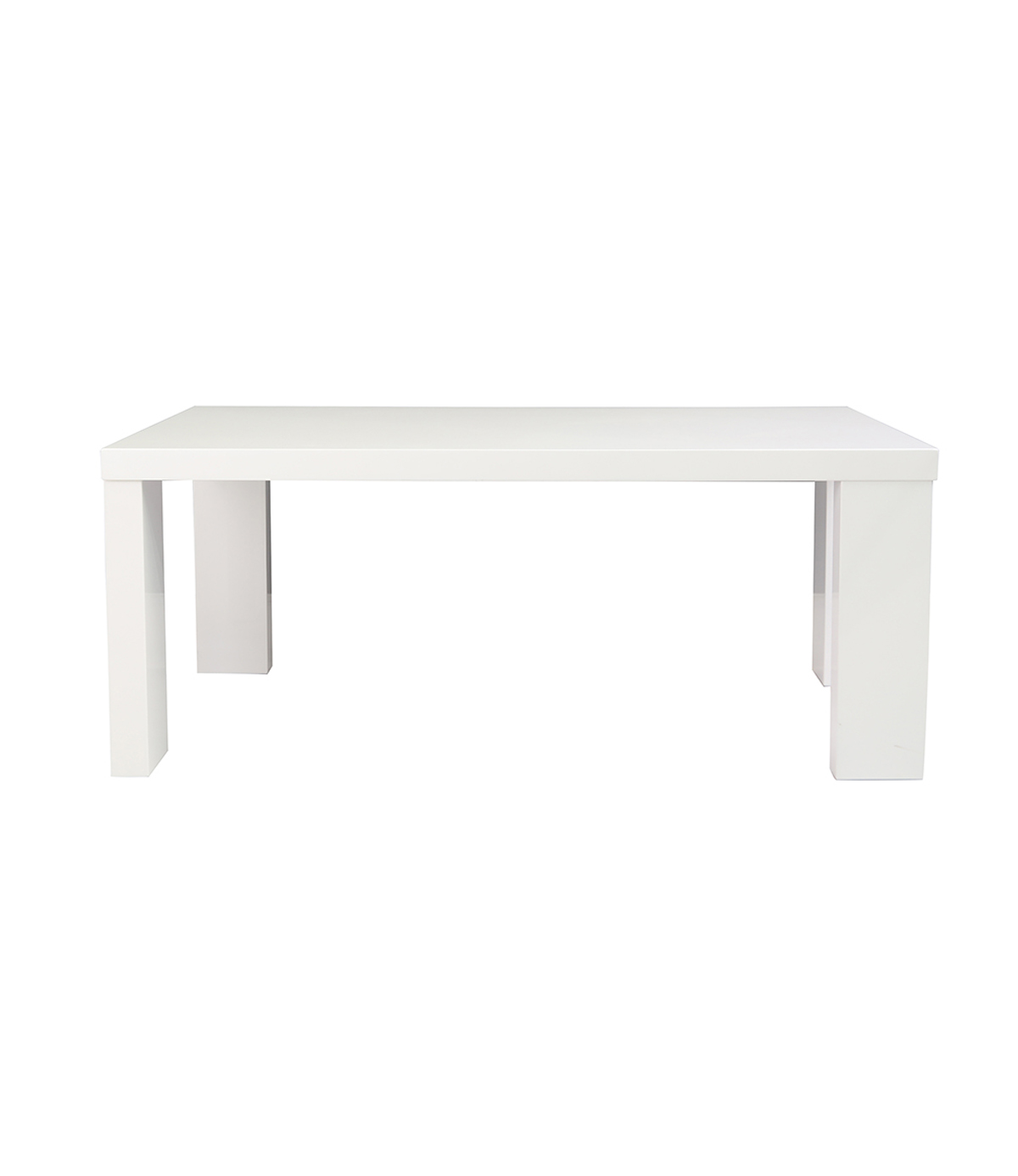 High Gloss 3 Side Nested Of Tables White Set Coffee Table: Wholesale Furniture Supplier UK