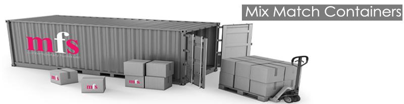 Mix Match Container Products