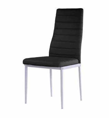 Alpha Black Dining Chair