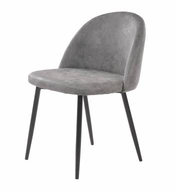 Candy Mink Grey Dining Chair