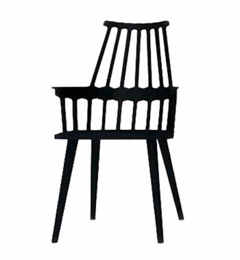 Corral Black Dining Chair
