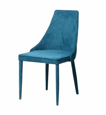 Derry Teal Dining Chair