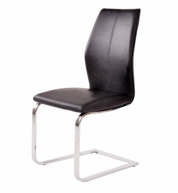 Lola Black Dining Chair
