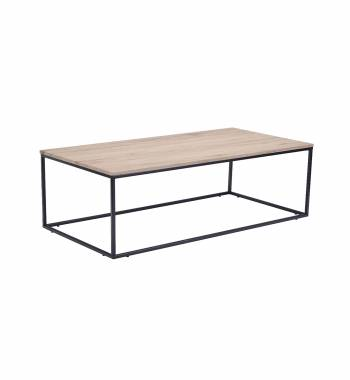 Louis Rectangle Ash Wood Coffee Table