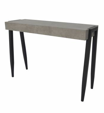 Madison Black & Grey Console Table