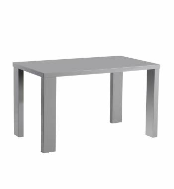 Miami Grey High Gloss Dining Table