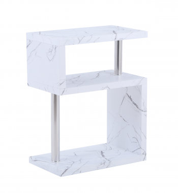Miami 3 Tier White Marble Veneer