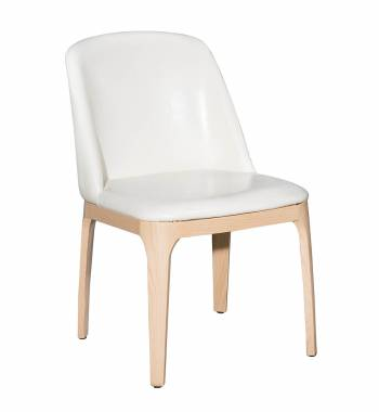 Molly White Dining Chair