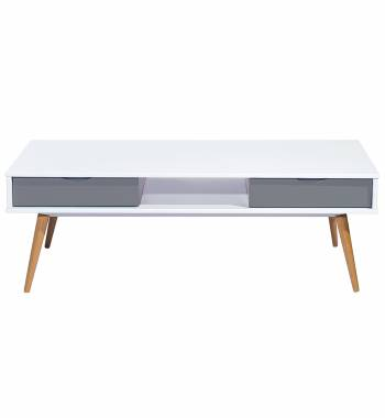 Montana Coffee Table Grey & White
