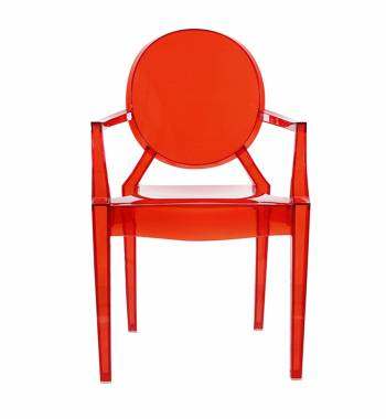 Regal Red Dining Chair