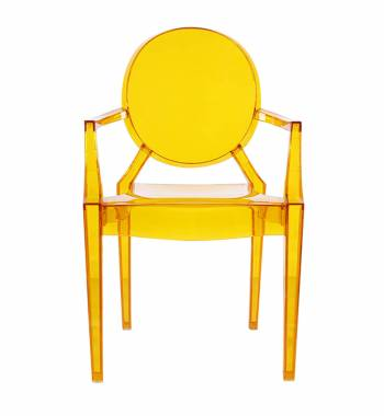 Regal Yellow Dining Chair