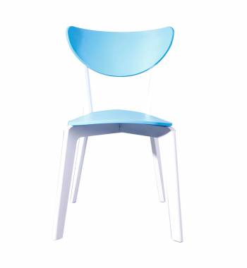 Ultra Blue Dining Chair