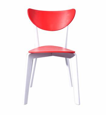 Ultra Red Dining Chair