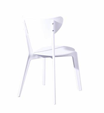 Ultra White Dining Chair