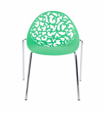 Vine Green Dining Chair