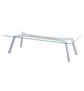 X Range Grey Coffee Table