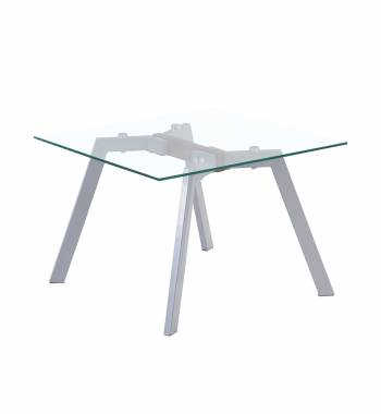 X Range Grey Side Table