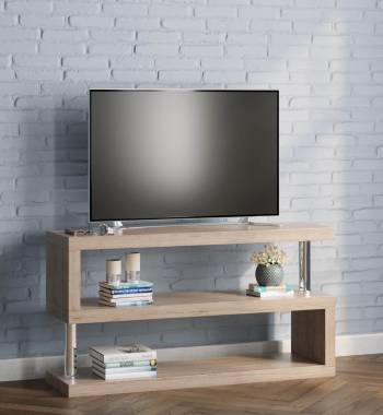 Miami New Modern Design Wooden Ash TV Stand Unit